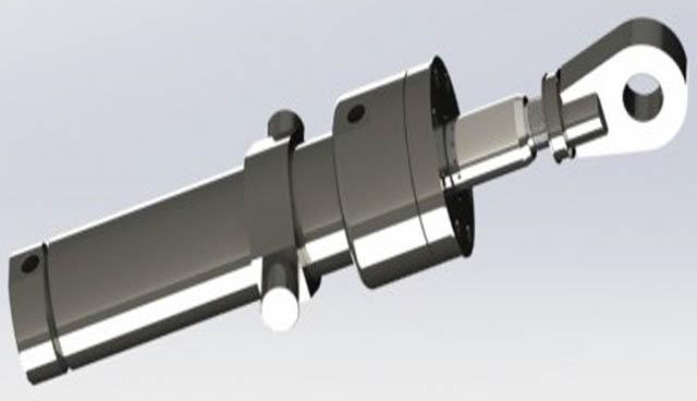 Hydraulic Cylinder Design : Hydraulic cylinder manufacture